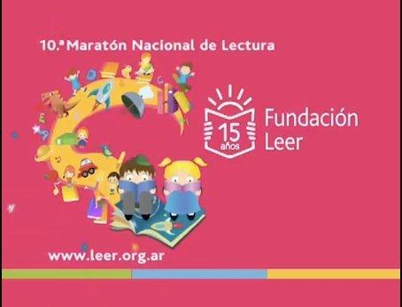 La 10ma. Maratón de Lectura de Fundación Leer ya tiene su campaña en redes sociales - Portinos (blog) | BIBLIO CORNER | Scoop.it