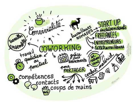 Le coworking made in Drôme - Le blog de Philippe Bertrand | Econopoli | Scoop.it