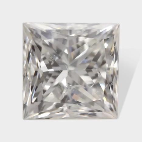 0.23 ctw 3 93 x 3 11 mm White F Color SI2 Clarity Princess Cut Loose Diamond | Loose Diamonds | Scoop.it