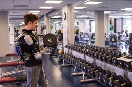 Titan Arm, un exosquelette imprimé en 3D qui rend plus fort   Robotique   Scoop.it