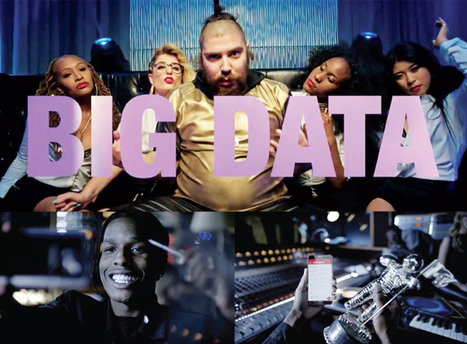 Viacom Bets on Big Data to Boost Its Revenues | MUSIC:ENTER | Scoop.it