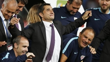 Valverde delighted with Bilbao win against Barcelona (video) - The Guardian | AC Affairs | Scoop.it