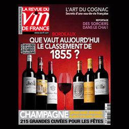 Le classement de 1855 revisité : coup de coeur pour château Léoville Las Cases Vin du jour - La Revue du vin de France | Carpediem, art de vivre et plaisir des sens | Scoop.it