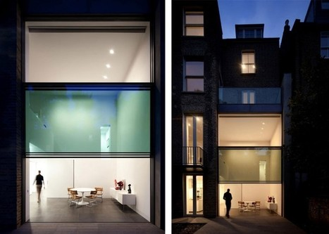 House on Bassett Road by Paul+O Architects on HomeDSGN | Design that inspires | Scoop.it