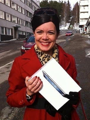 The new iPad – Uusi iPad – iPad | Opeskuuppi | Scoop.it
