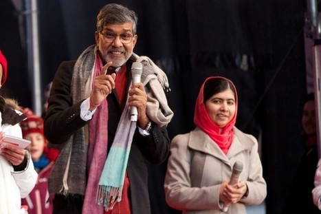 Nobel Peace Prize Winner From India Calls for 'Movement of Compassion'   Empathy and Compassion   Scoop.it
