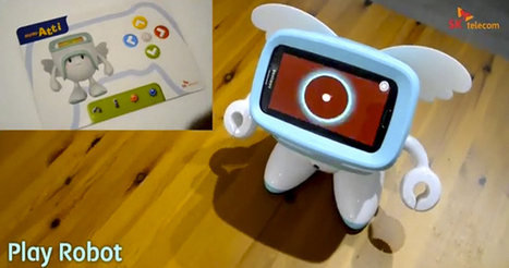 Yo robot… El papel de la robótica en la educación | Comunicación e información digital | Scoop.it