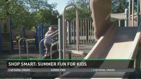 Shop Smart Week: Summer kids' activities   Tennessee Libraries   Scoop.it
