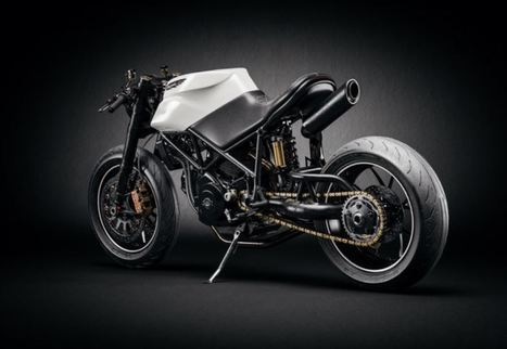 This Swedish Dude Designed Some of the Sexiest Cars and Bikes We've Ever Seen | Ductalk Ducati News | Scoop.it