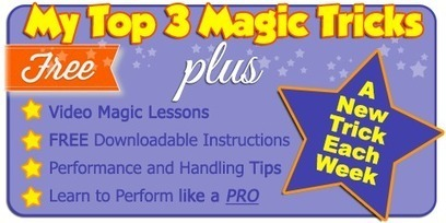 Magic Tricks For Kids - Page 8 of 32 - You Can Do Magic! | AIG Learners | Scoop.it