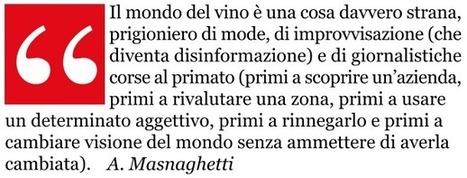 L'informazione del vino è ammalata, ma per colpa di chi? | Intravino | Wine in Tuscany | Scoop.it