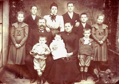 Dans les branches: 52 Ancestors : #14 Louis Madelaine et la Villa du Bonheur   GenealoNet   Scoop.it
