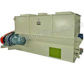 Feed Ribbon Blender For Homogeneous Mixing Of Feed Pellets Material | high quality fish feed pellet machine | Scoop.it