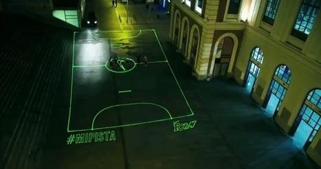 #MiPista : Nike t'apporte un terrain de foot où tu le souhaites | Veille Marketing et Emarketing | Scoop.it