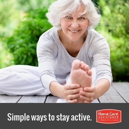 Highly Recommended Exercises for Elderly Adults | Home Care Assistance of Oklahoma | Scoop.it