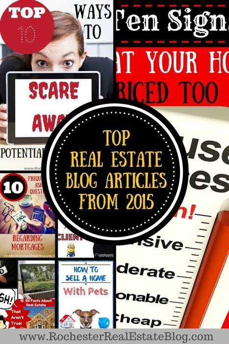 Incredible Real Estate Blog Articles From 2015 | Real Estate Clips | Scoop.it