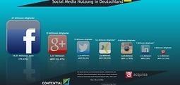 Social Media: Wie viele Nutzer gibt es tatsächlich? | MEDIACLUB | Scoop.it