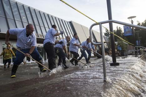 UCLA-area water main break spews millions of gallons | Sustain Our Earth | Scoop.it
