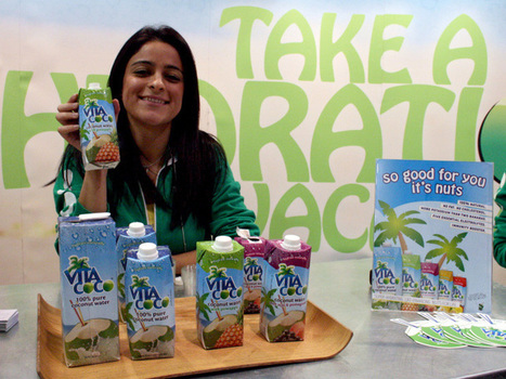 Coconut Water Companies Sell Image, Not Taste : NPR | The Empowered Consumer | Scoop.it