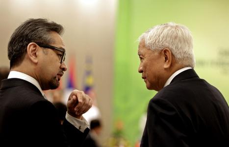 Philippines, Indonesia agree to draw sea boundary - Rappler | The Filipino Economy | Scoop.it