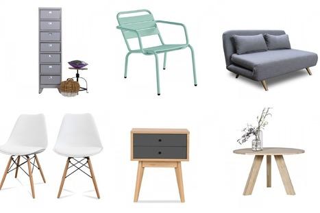 Concours | Drawer, mobilier et déco design, vous offre un joli miroir rond ! | décoration & déco | Scoop.it