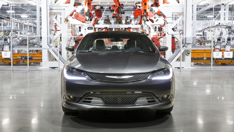Take a Virtual Tour of the Chrysler 200 Plant with Google Maps [Photo Gallery] - autoevolution | Virtual tours, visite virtuelle, google visit pro | Scoop.it