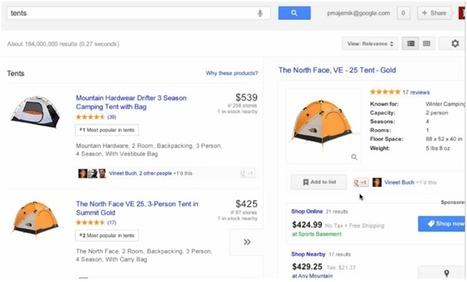 Google Drops Its Veil At Times, Reveals Ecommerce Ambitions - | A Social, Tech, Market, Geek addicted | Scoop.it