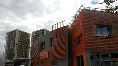 BFM de l'Aurence : une nouvelle bibliothèque à découvrir à Limoges (France 3 Limousin) | Veille professionnelle des Bibliothèques-Médiathèques de Metz | Scoop.it