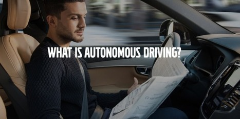 Les nouveaux enjeux face à l'arrivée des voitures autonomes #driverlesscar #IoT #IdO | Connected Car | Scoop.it