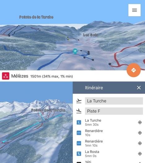 Les meilleures applications gratuites pour les sports d'hiver | World tourism | Scoop.it