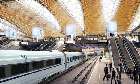 Top UK civil servant reviews HS2 project | Fiscal Policy & Regulation | Scoop.it
