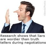 How to Spot a Liar — HBS Working Knowledge | Business Transformation | Scoop.it