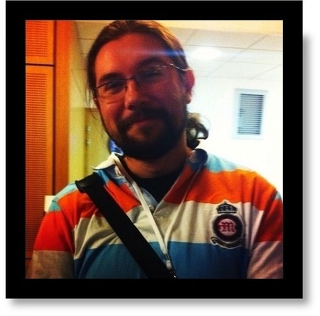 Portrait de Pierrre Passionné et soutien de Onetous | Blog Onetous | Blog Onetous | Scoop.it