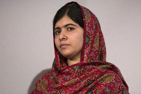 Malala, une rescapée des talibans Nobel de lapaix | Revue de presse internationale et nationale | Scoop.it