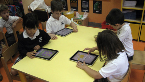 Institución educativa SEK: El iPad en las clases de educación infantil | UnConference: The Conference That's Not A Conference | Scoop.it