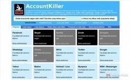 3 outils pour supprimer ses comptes en ligne | Outils et astuces du web | Scoop.it