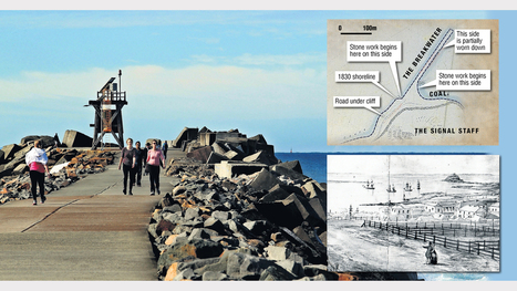 Macquarie Pier revival - Newcastle Herald | Shallow Geophysics | Scoop.it