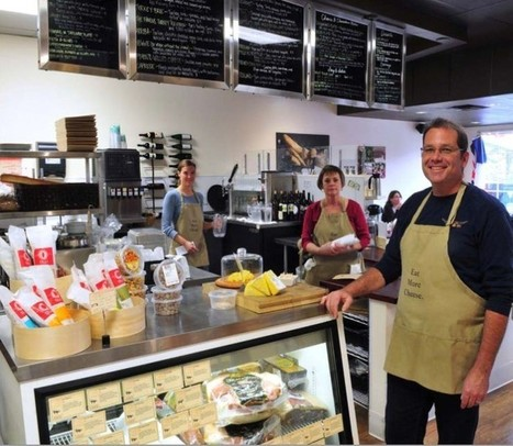 Sustainability report: Strom Peterson, Cheesemonger's Table - My Edmonds News | Production Engineering | Scoop.it