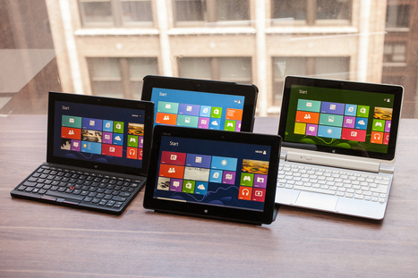 What's the best low-power Windows 8 tablet?   Actus Lenovo France   Scoop.it