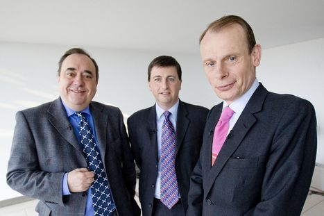 Andrew Marr: The broadcaster reveals the potential risks and rewards for both sides of the independence debate | Unionist Shenanigans | Scoop.it