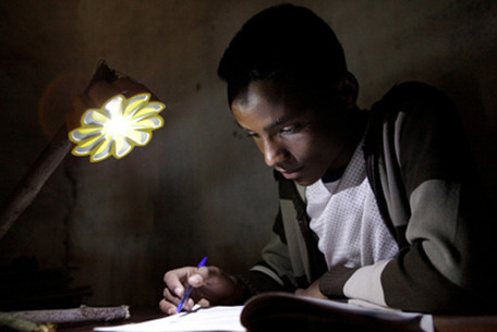 Olafur Eliasson's Little Sun is an Affordable Solar-Powered LED Lamp | Airport | Scoop.it