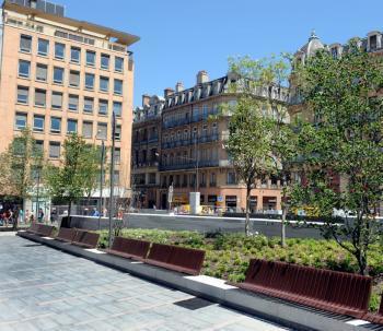 Le nouveau square du Capitole, c'est pour lundi   Toulouse La Ville Rose   Scoop.it