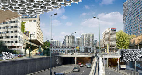 Des modules architecturaux absorbent la pollution de l'air | NOVABUILD - La construction durable en Pays de la Loire | Scoop.it