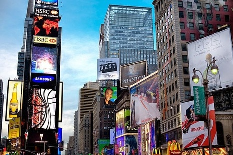 Geek Chic Zone: Give Your LED Sign Content a Quick Makeover | Technology | Scoop.it