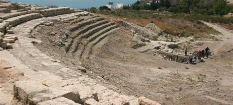 Turkey: Ancient Greek Theater Found in Magarsos - Greek Reporter | Archaeology and the Bronze Age | Scoop.it