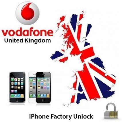 iPhone Unlock Service UK Vodafone - iPhone 3G,3GS,4,4S (Clean IMEI Only) | iPhone Unlock Service | Scoop.it
