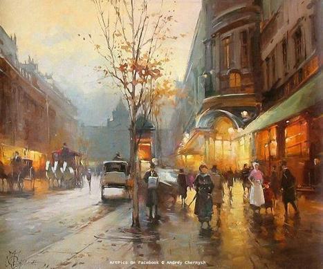 Art421 © Andrey Chernysh | Facebook | Arte 25 Scenarii | Scoop.it