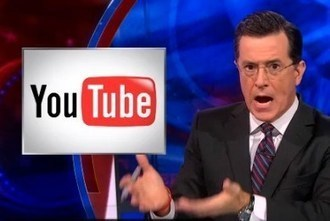 Watch this: Stephen Colbert attacks YouTube for filtering comments | Real Estate Plus+ Daily News | Scoop.it