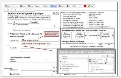Une extension Chrome pour éditer les fichiers PDF, PDFzorro | Les Infos de Ballajack | Outils et  innovations pour mieux trouver, gérer et diffuser l'information | Scoop.it