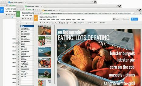 Google Drive : une nouvelle interface plus actuelle, et plus épurée | Working & Useful Tools #WUT | Scoop.it